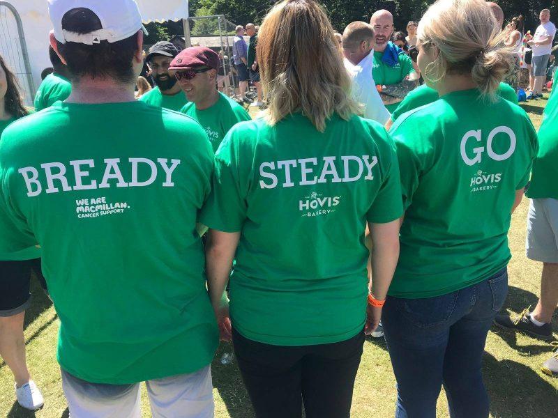 Bready Steady Go